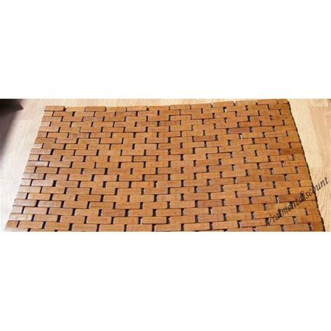 tapis de bain bambou vraimentdiscount des prix vraiment discount