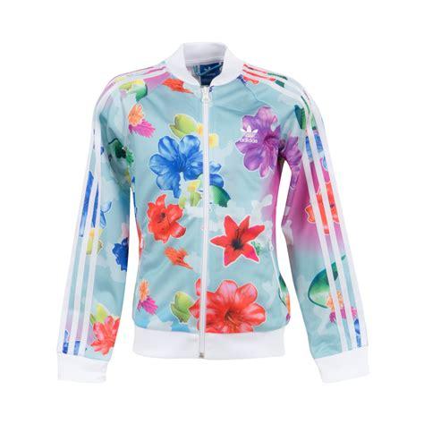 J 42565 Flower Jaket adidas flower jacket membrane switch technologies