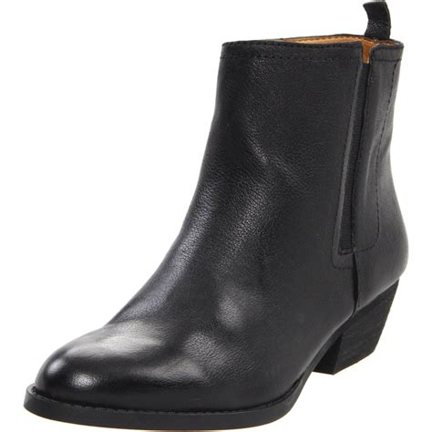 nine west nine west womens sosie ankle boot in black