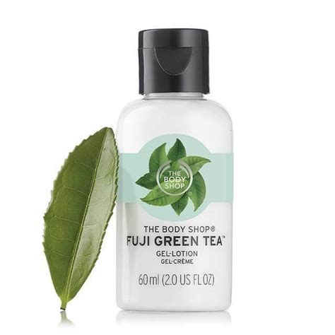 Fuji Green Tea Lotion 250ml fuji green tea lotion 60ml