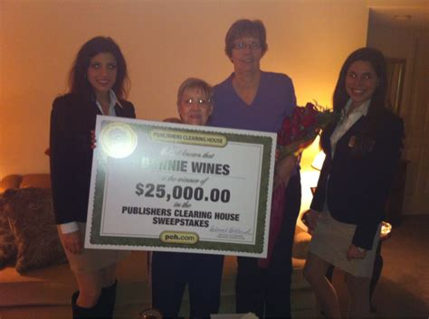 Pch Clues - first big check of 2013 delivered by pch prize patrol pch blog