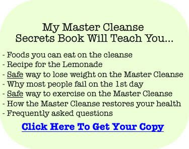 Will You Go Through Detox When Quitting Pills by The Complete Master Cleanse Diet Website
