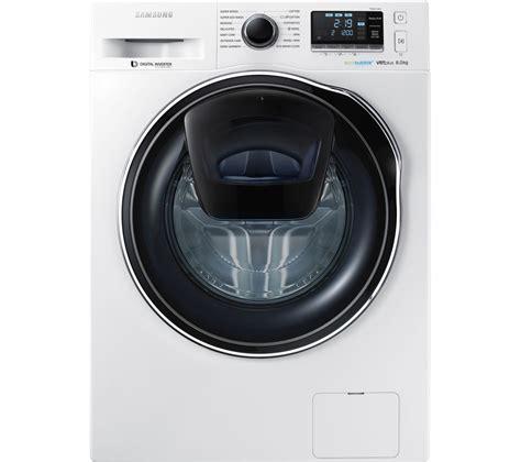 Samsungs Designer Washing Machine by Buy Samsung Addwash Ww90k6414qw Washing Machine White