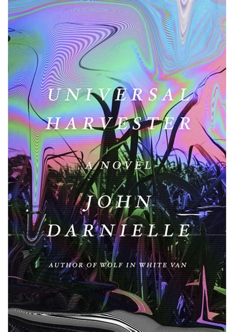 universal harvester a novel books universal harvester