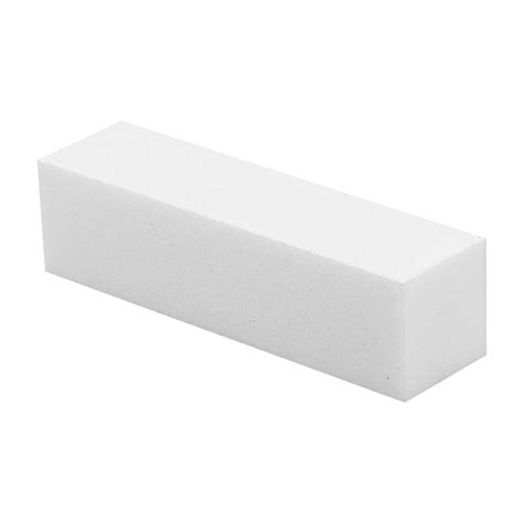 Nail Buffer Manicure The Shop 10 x white nail manicure buffer buffing sanding block file