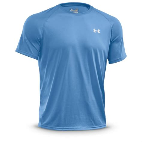 armour s tech sleeve t shirt 281905 t shirts at sportsman s guide
