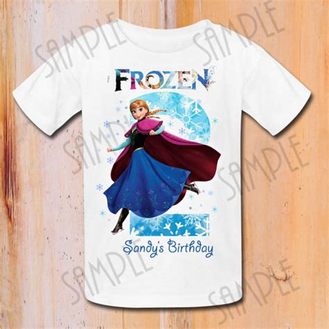 free printable iron on transfers for t shirts t shirt disney frozen iron on transfer printable birthday girl