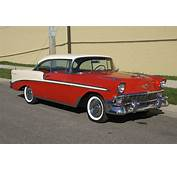 1956 Chevrolet Bel Air  Information And Photos MOMENTcar