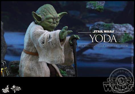 Toys Mms369 Wars Episode V Jedi Master Yoda 1 6 Figure www actionfiguren shop yoda wars 1 6