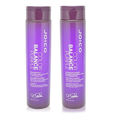 joico color balance purple shoo ulta beauty joico color balance purple shoo plus conditioner 10 1 oz