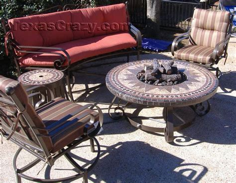Outdoor Fire Pit Furniture Sets Peenmedia Com Patio Furniture Sets With Pit