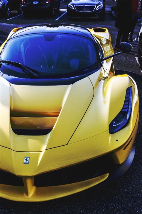 french car lease program yellow ferrari laferrari why not lease visit pfsllc com