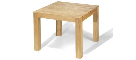 Cube Dining Table Cube Oak 90 Cm Dining Table Quercus Living