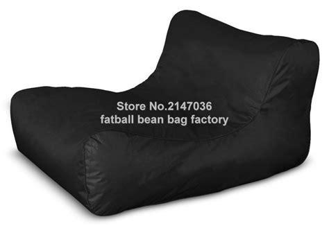 stylish outdoor bean bags black designer outdoor bean bag stylish comfortable