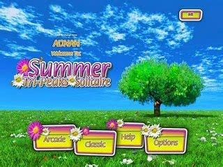 summer games full version download summer tri peaks solitaire download game house full