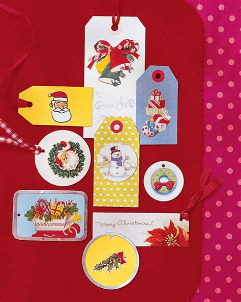 printable christmas tags martha stewart holiday gift tags and labels martha stewart