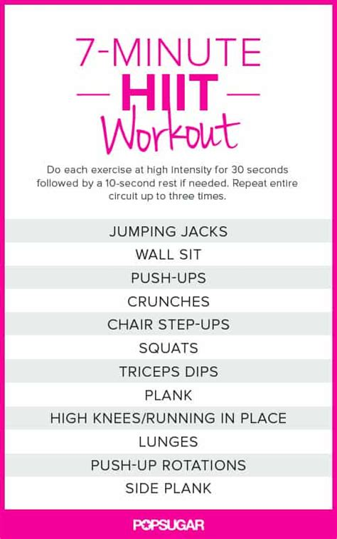 hiit workouts     home  fat loss
