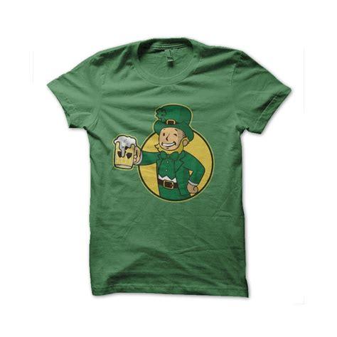 fallout 4 vault boy mascot tee glitch gear glitchgear com tee shirt fallout irlandais vault boy