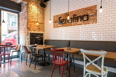 decoracion restaurantes vintage restaurante serafina mobiliario vintage