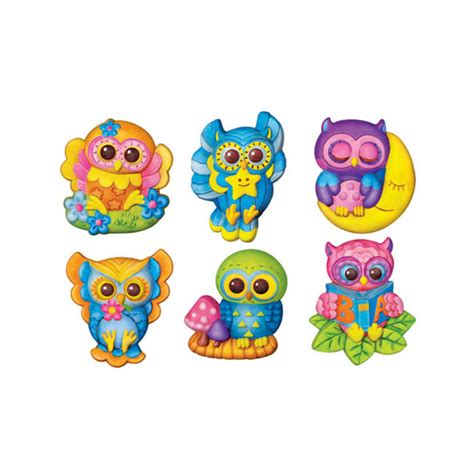 4m Mould And Paint Sealife 00 03511 4m mould paint glow in the owls kit