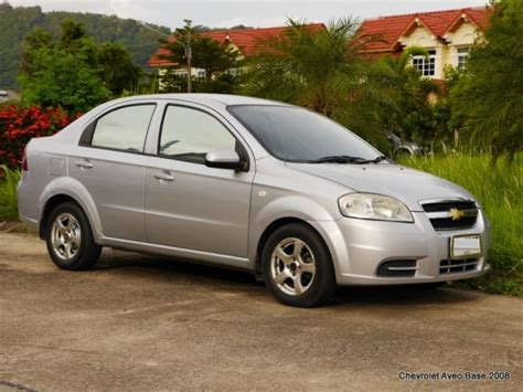 service manual how does cars work 2008 chevrolet aveo parental controls car and driver
