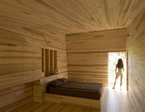 sliding house  canada charms  wooden interiors