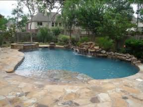 Backyard Pools Houston Entry Swimming Pools Images Frompo 1