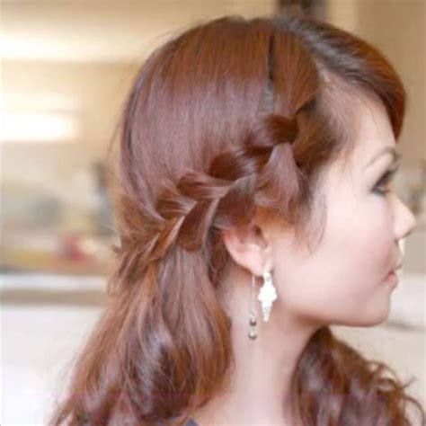 hairstyle ideas diy 20 beautiful new year diy hairstyle ideas london beep