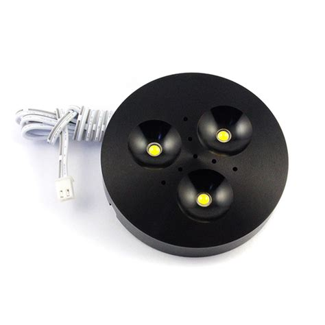 2700 kelvin led under cabinet lighting new low voltage 12v 3w led puck lights factory mjjcled com