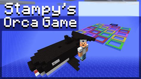 minecraft boat games how to build sty s orca game minecraft tutorial
