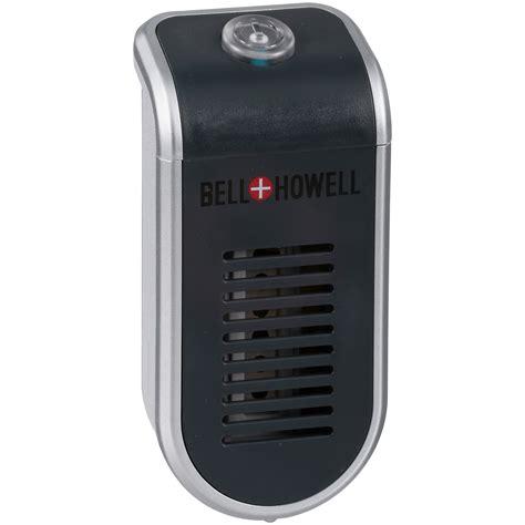 bell howella ionicmaxx air purifier ionizer walmartcom
