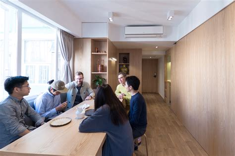 Make The Most Of Your Space In Hong Kong S Small Flats And Businesses Hk Magazine One 1 Flat space saving furniture transforms to make the most of a hong kong micro apartment flat 27a by
