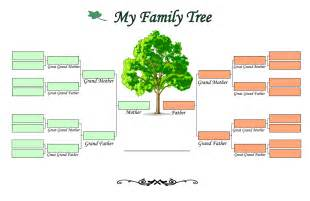 family tree pdf template family tree template family tree template make your own