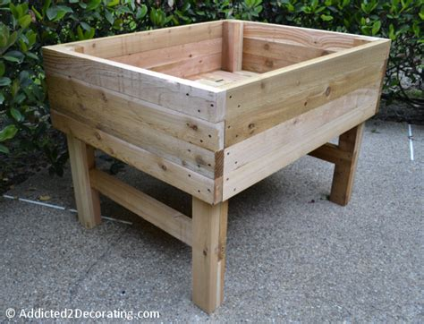how to build an elevated garden gardens raised beds and planters