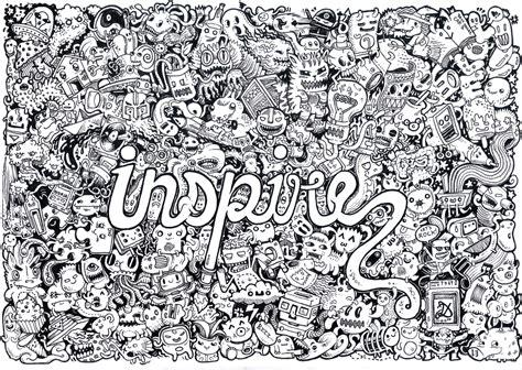 doodle 2 white inspire doodle by natas88 on deviantart