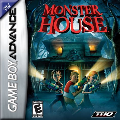 monster house game characters from monster house images