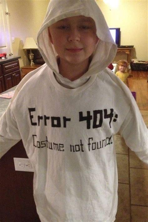 easy  minute diy halloween costumes ideas