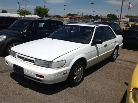 1991 nissan stanza nissan stanza for sale used cars on buysellsearch