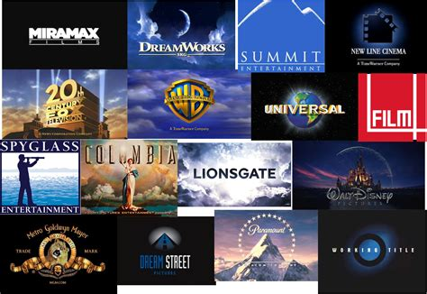 Film Industry Quiz | creative futures mini brief logos meanings and