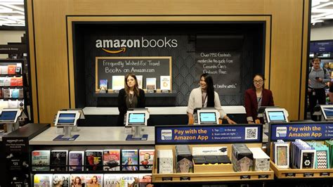 amazon new books photos inside amazon s first new york city bookstore recode