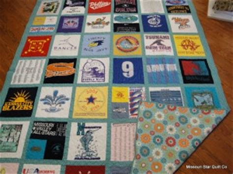 A Quilt Out Of T Shirts by T Shirt Quilts