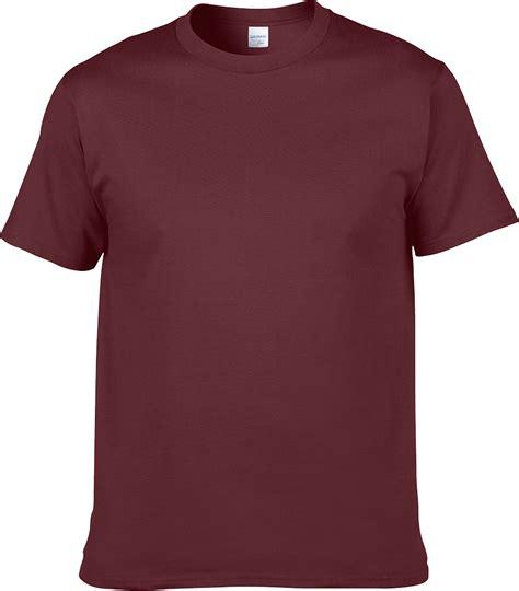 Kaos Polos Gildan Maroon Size Xl Pemesanan Kaos Polos Harga Murah Bahan Bermutu