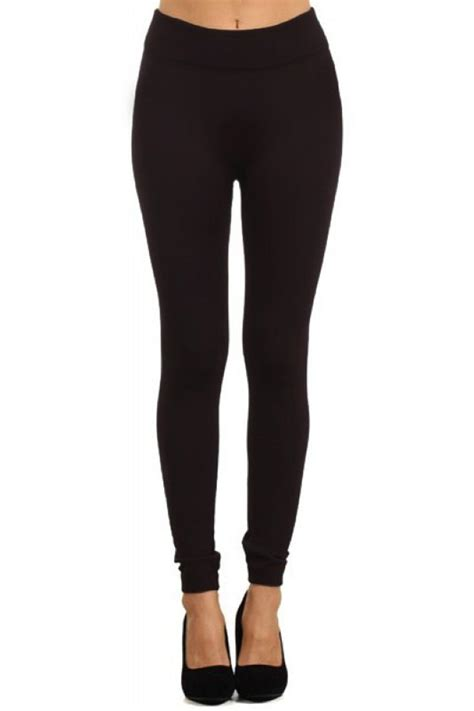 Galerry fleece lined leggings shoptiques