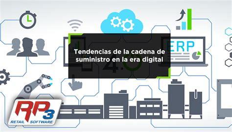 cadena de suministro digital el futuro de la cadena de suministro en la era digital