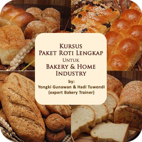 Paket A Roti Seven 7 Bakery yongki gunawan kursus memasak membuat kue kursus