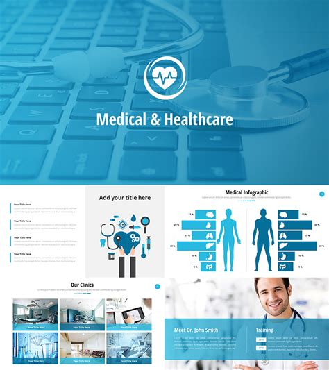 25 Medical Powerpoint Templates For Amazing Health Presentations Healthcare Presentation Templates