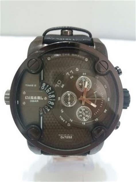 correas de reloj cuero relojes diesel correa cuero clasf