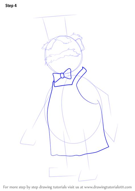 learn   draw swedish chef   muppet show