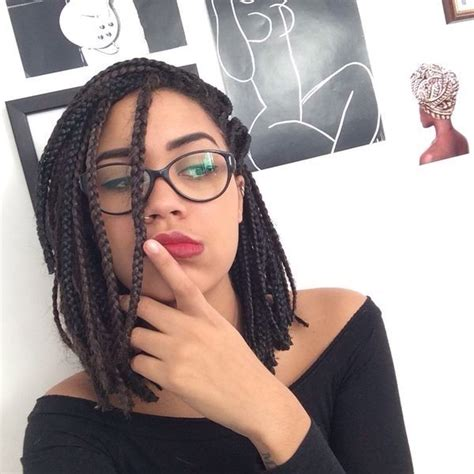 short box braids tumblr 1000 ideas about short marley twists on pinterest
