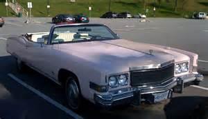 Cadillac Eldorado 1974 1974 Cadillac Eldorado Convertible 2500 Cars You